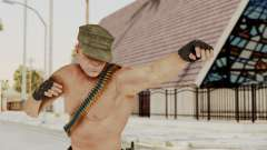 MGSV Phantom Pain Rogue Coyote Soldier Naked v1 para GTA San Andreas