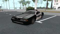 Elegy SAPD para GTA San Andreas
