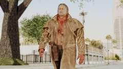 MGSV Phantom Pain Ocelot Prologue Afghanistan para GTA San Andreas