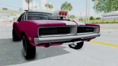 Dodge Charger 1969 Drag para GTA San Andreas