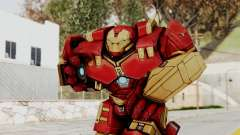 Marvel Future Fight - Hulkbuster para GTA San Andreas