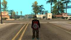 Varios Los Aztecas Gang Member v5