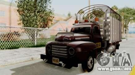 Ford 49 Con Estacas para GTA San Andreas