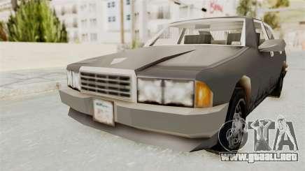 GTA 3 Sentinel para GTA San Andreas