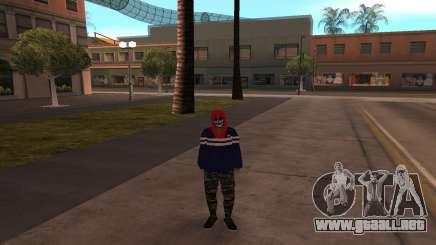 Sin hogar v3 para GTA San Andreas