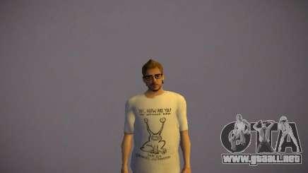 How are you T-Shirt para GTA San Andreas