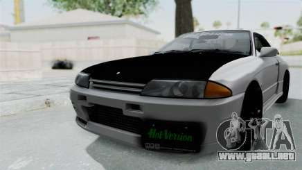 Nissan Skyline BNR32 Hot Version para GTA San Andreas