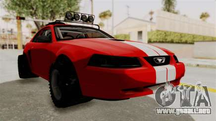 Ford Mustang 1999 Rusty Rebel para GTA San Andreas