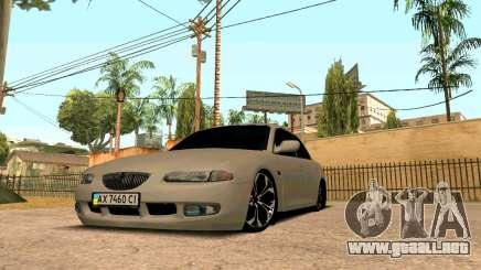 Mazda Xedos 6 para GTA San Andreas