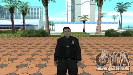 Los Santos Police Officer para GTA San Andreas