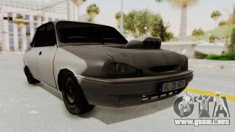 Dacia 1310 TI Tuning v1 para la visión correcta GTA San Andreas