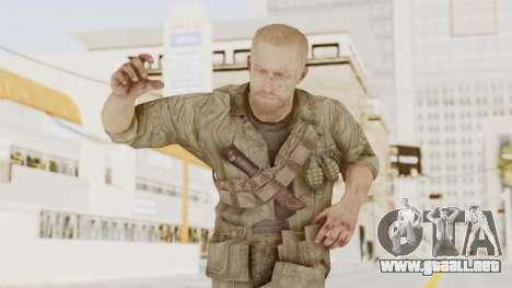 COD BO Dempsey para GTA San Andreas