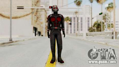 Marvel Pinball - Ant-Man para GTA San Andreas segunda pantalla