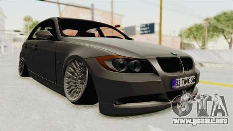 BMW 330i E92 Camber para GTA San Andreas