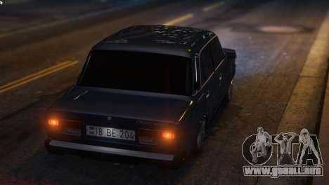 Armado Predicar A Auto 2107 para GTA 5