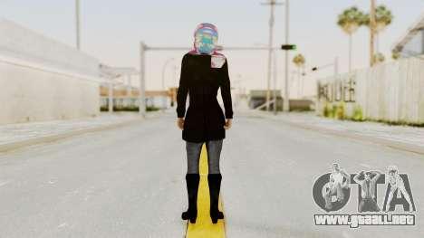 Iranian Girl Skin v2 para GTA San Andreas tercera pantalla
