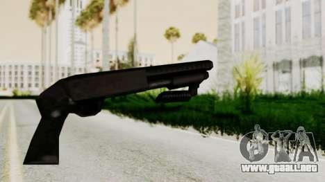 VC Stubby Shotgun para GTA San Andreas segunda pantalla