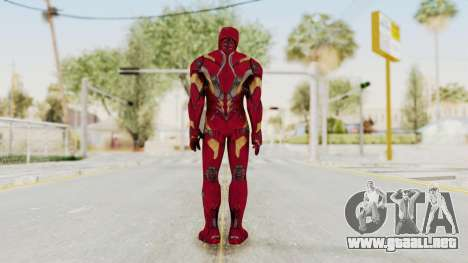 Captain America Civil War - Iron Man para GTA San Andreas tercera pantalla