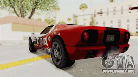 DiNka Bullet para la visión correcta GTA San Andreas