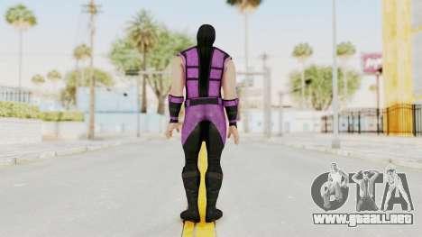 Mortal Kombat X Klassic Rain para GTA San Andreas tercera pantalla