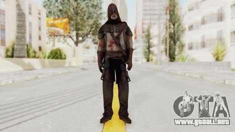 Assassins Creed Brotherhood - Executioner para GTA San Andreas segunda pantalla