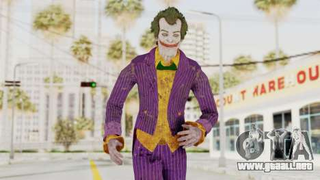 Batman Arkham Knight - Joker para GTA San Andreas