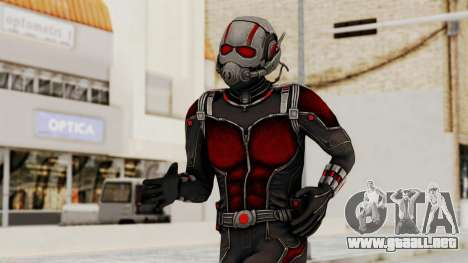 Marvel Pinball - Ant-Man para GTA San Andreas