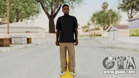 GTA 5 Lamar para GTA San Andreas segunda pantalla