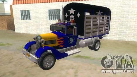 Ford AA Modified para GTA San Andreas