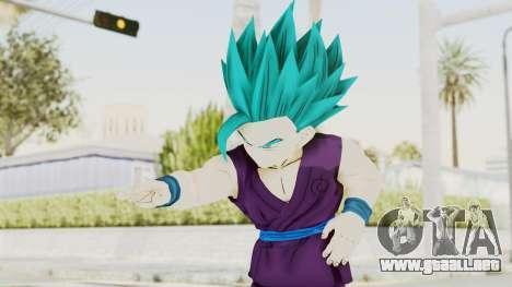 Dragon Ball Xenoverse Gohan Teen DBS SSGSS2 v1 para GTA San Andreas