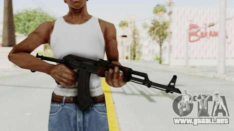 kbk AKMS para GTA San Andreas