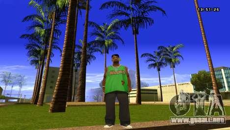 Colormod Easy Life by roBB1x para GTA San Andreas segunda pantalla