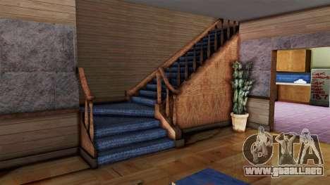 CJs House New Interior para GTA San Andreas segunda pantalla