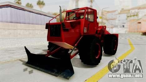 TAF 657 para la visión correcta GTA San Andreas