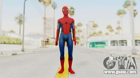 Spider-Man Civil War para GTA San Andreas segunda pantalla