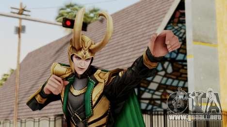 Marvel Future Fight - Loki para GTA San Andreas