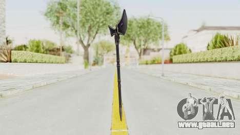 Ei Of The Water Weapon para GTA San Andreas segunda pantalla