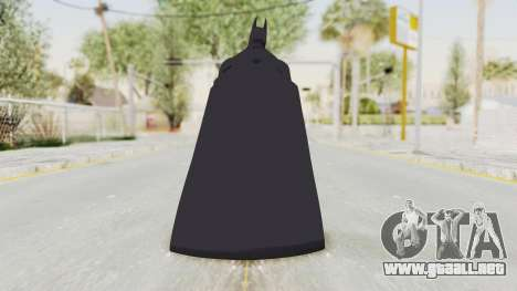 Batman Arkham City - Batman v1 para GTA San Andreas tercera pantalla