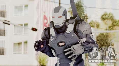 Captain America Civil War - War Machine para GTA San Andreas