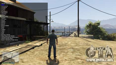 Simple Trainer v3.6 para GTA 5