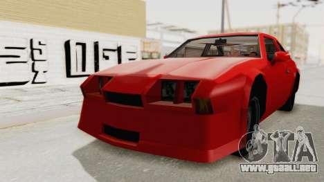 Imponte Centauro - Civil Hotring Racer A para GTA San Andreas