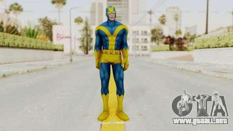 Marvel Future Fight - Goliath para GTA San Andreas segunda pantalla