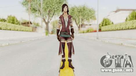 Assassins Creed Brotherhood - Courtesan para GTA San Andreas segunda pantalla