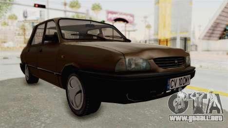Dacia 1310 Berlina 2001 Stock para la visión correcta GTA San Andreas