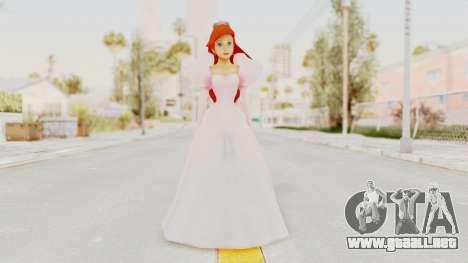 Ariel New Outfit v1 para GTA San Andreas segunda pantalla
