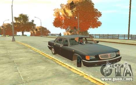 GAZ 3110 para GTA 4 left
