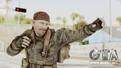 COD BO SOG Reznov v1 para GTA San Andreas