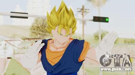 Dragon Ball Xenoverse Vegito SSJ para GTA San Andreas