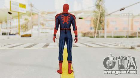Captain America Civil War - Spider-Man para GTA San Andreas tercera pantalla