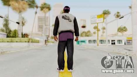 GTA 5 Ballas 2 para GTA San Andreas tercera pantalla